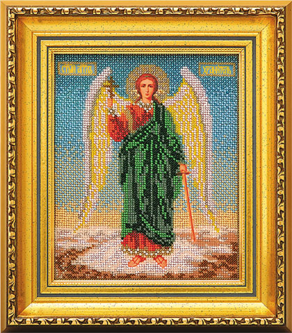 Вышивка бисером ангелы хранители