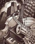 Джаз в городе купить