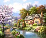 Дом у реки купить