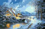 Зимняя ночь купить