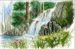 Лесной ручей купить